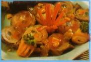 resep-daging-gulung-saus-tomat