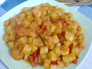 resep-sambal-goreng-udang-kentang