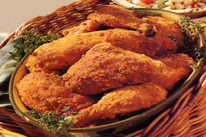 resep-spicy-oven-fried-chicken