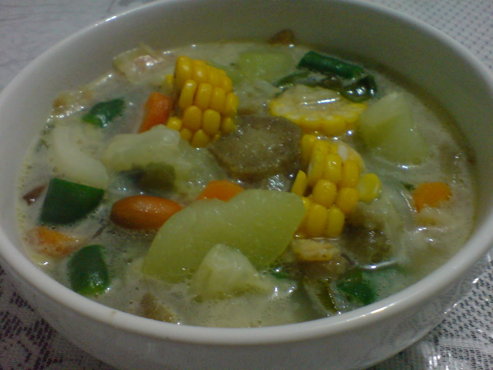 resep-lodeh-jagung-muda