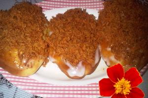resep-wafel-tabur-abon-ayam-pedas