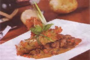 resep-berner-rosti-mit-rahmgeschnetzeltem-kentang-parut-saus-daging-jamur
