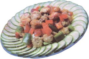 resep-sosis-masak-szechuan