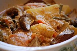 resep-daging-kambing-masak-tumis