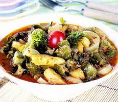 resep-sayur-kecipir-nanas