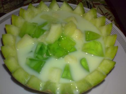 resep-es-melon-granita