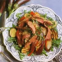 resep-salad-daging-sapi-panggang-dan-terong