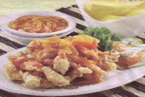 resep-ayam-saus-mangga