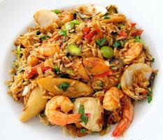 resep-nasi-goreng-seafood-kerapu-nanas