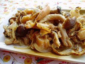 resep-kerang-cah-jamur-putih