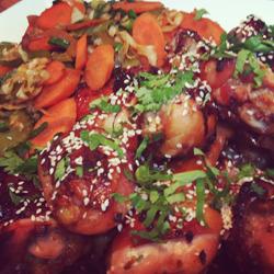 resep-roast-chicken-teriyaki