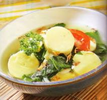 resep-bening-tofu-sawi-hijau