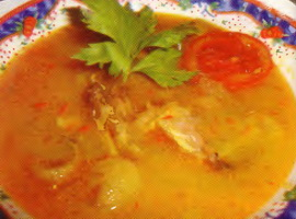 resep-sup-kikil-pedas