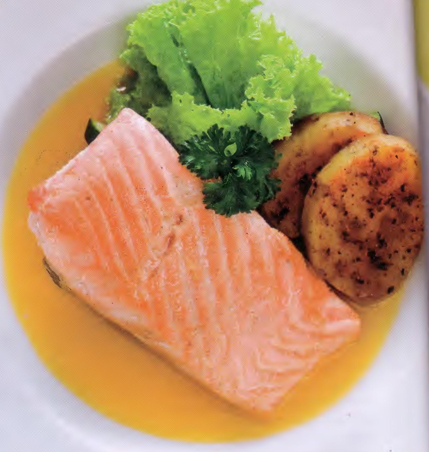 resep-salmon-grilled-saus-lemon