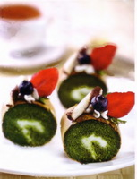 resep-green-tea-roll