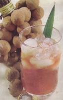 resep-es-kelengkeng-gula-merah
