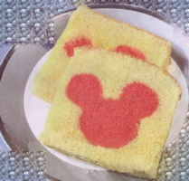 resep-loaf-cake-mickey-mouse