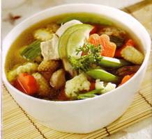 resep-sup-ayam-jamur