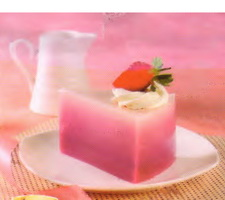 resep-blueberry-ombre-puding