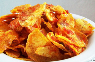 resep-keripik-kentang-manis-pedas