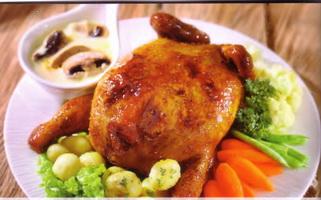 resep-ayam-kodok-saus-jamur