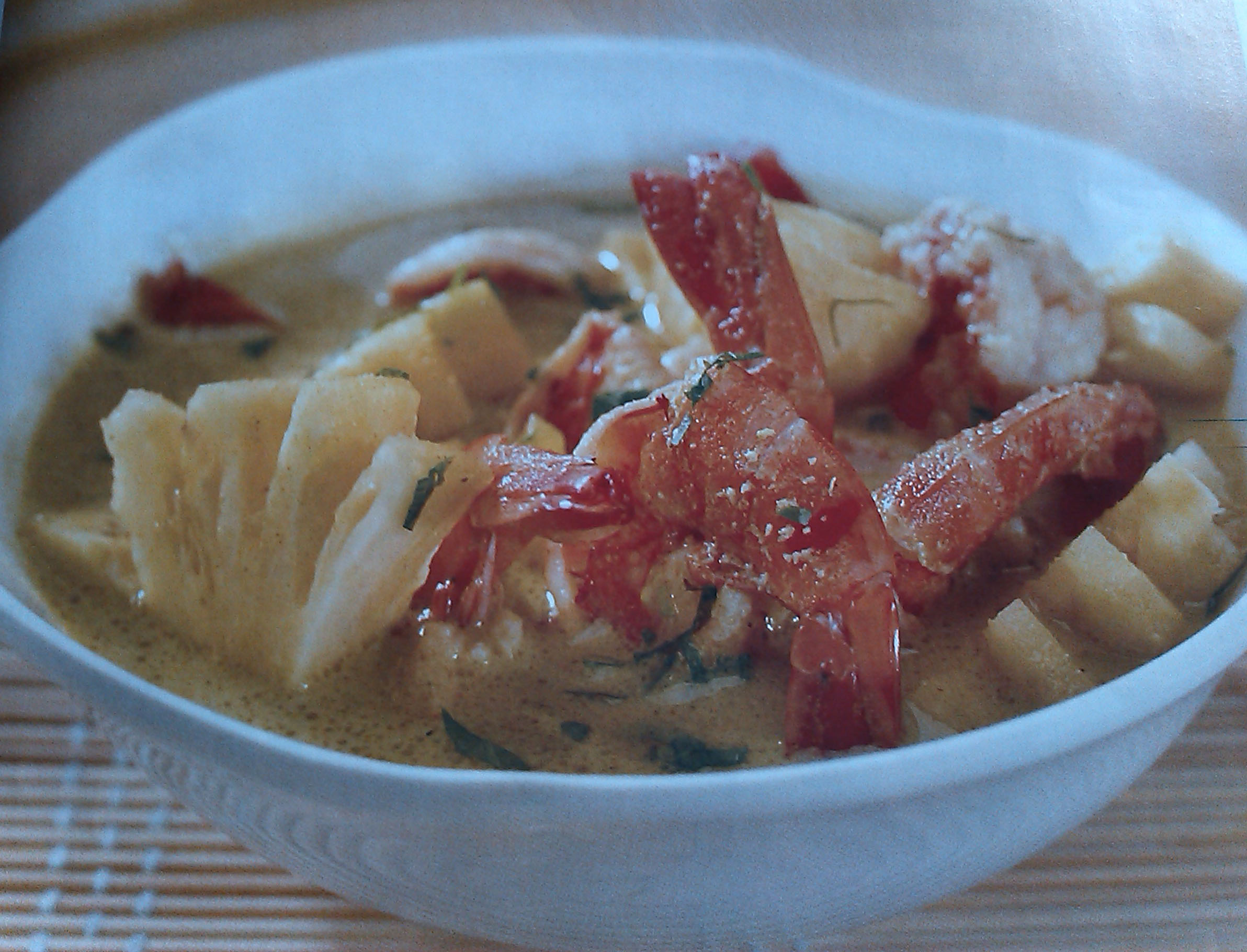 resep-shrimp-pineapple-shoup