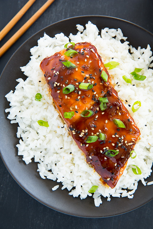 resep-salmon-teriyaki-don
