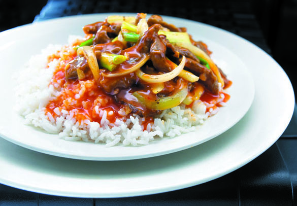 resep-nasi-plus-daging-tumis