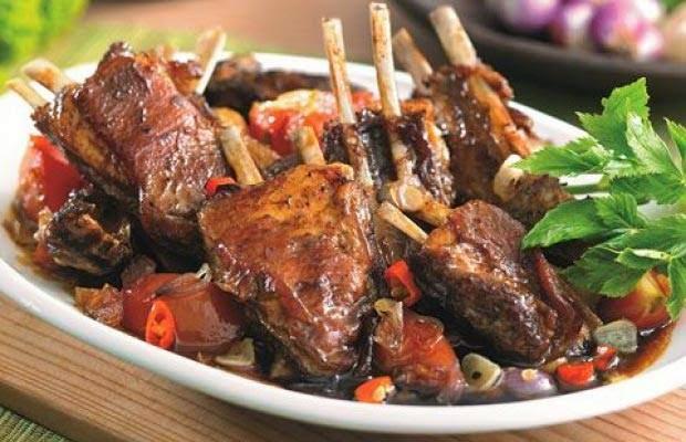 resep-iga-panggang-saus-barbeque