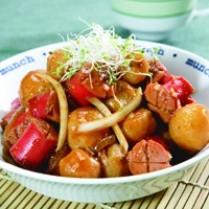 resep-kentang-masak-sosis