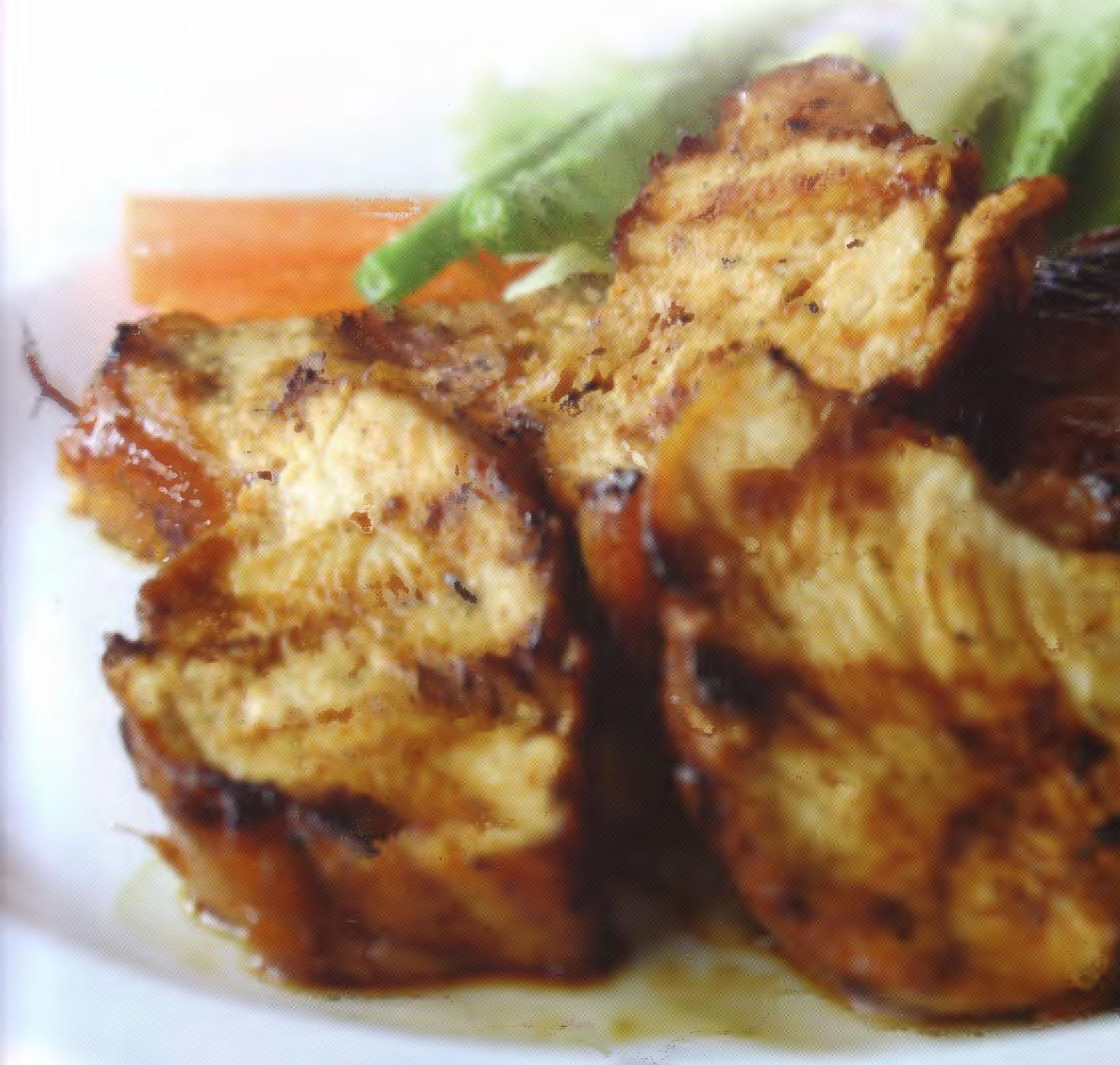 resep-ayam-panggang-saus-barbeque