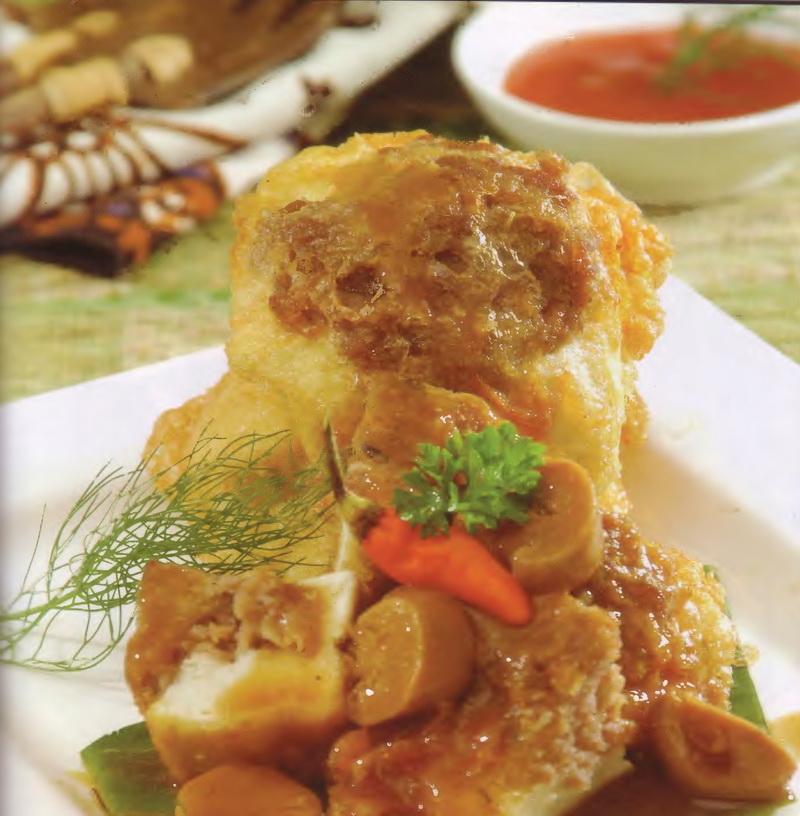 resep-batagor-daging-saus-jamur