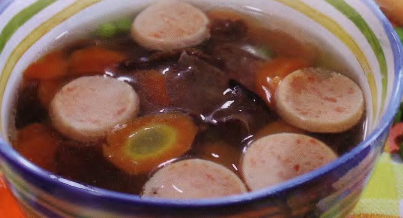 resep-mushroom-rolade-soup