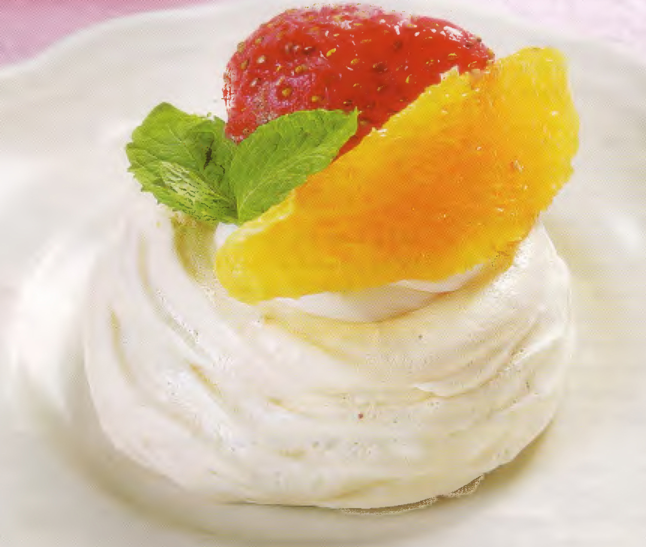 resep-fruit-almond-pavlova