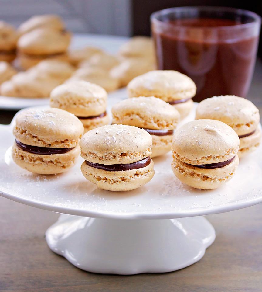 resep-hazelnut-macaron
