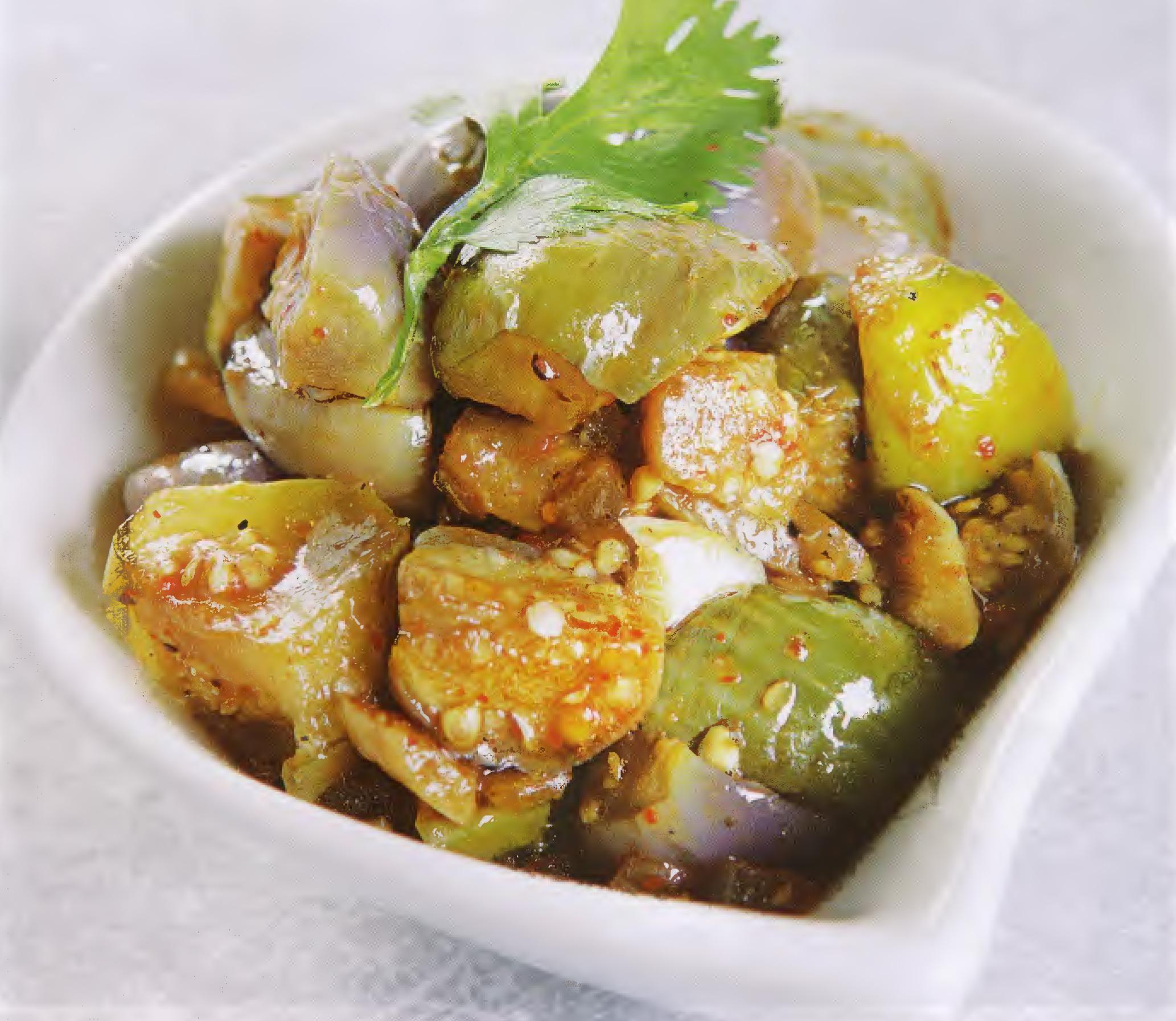 resep-salad-terung
