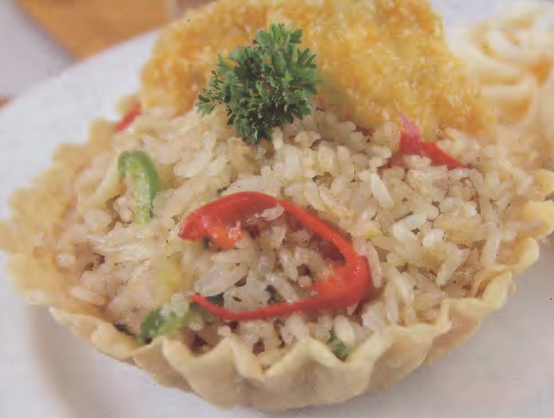 resep-singapore-rice-cup-chicken-tempura